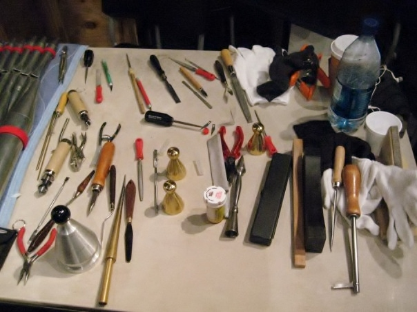 Voicing tools