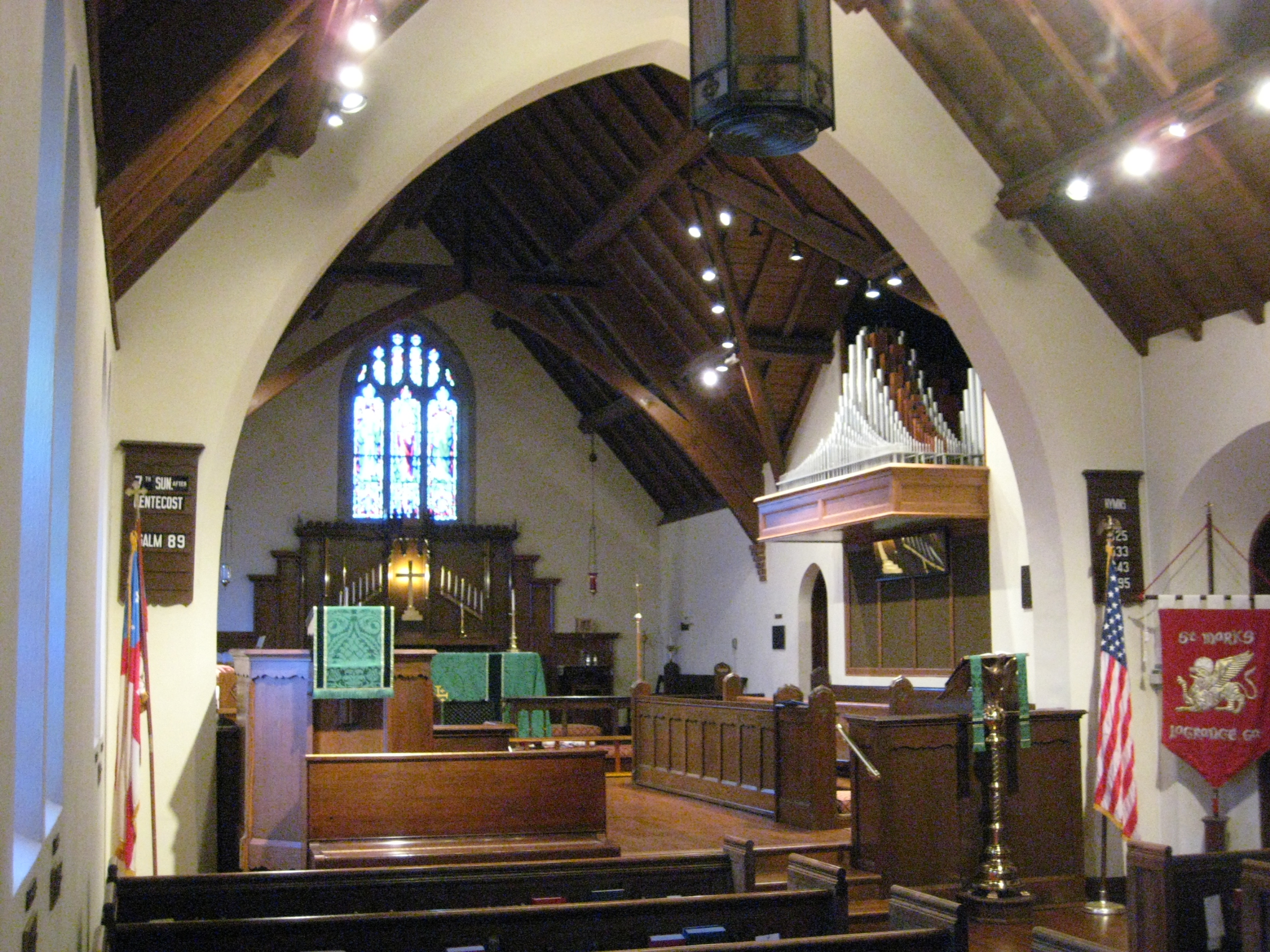 Saint Mark's Episcopal